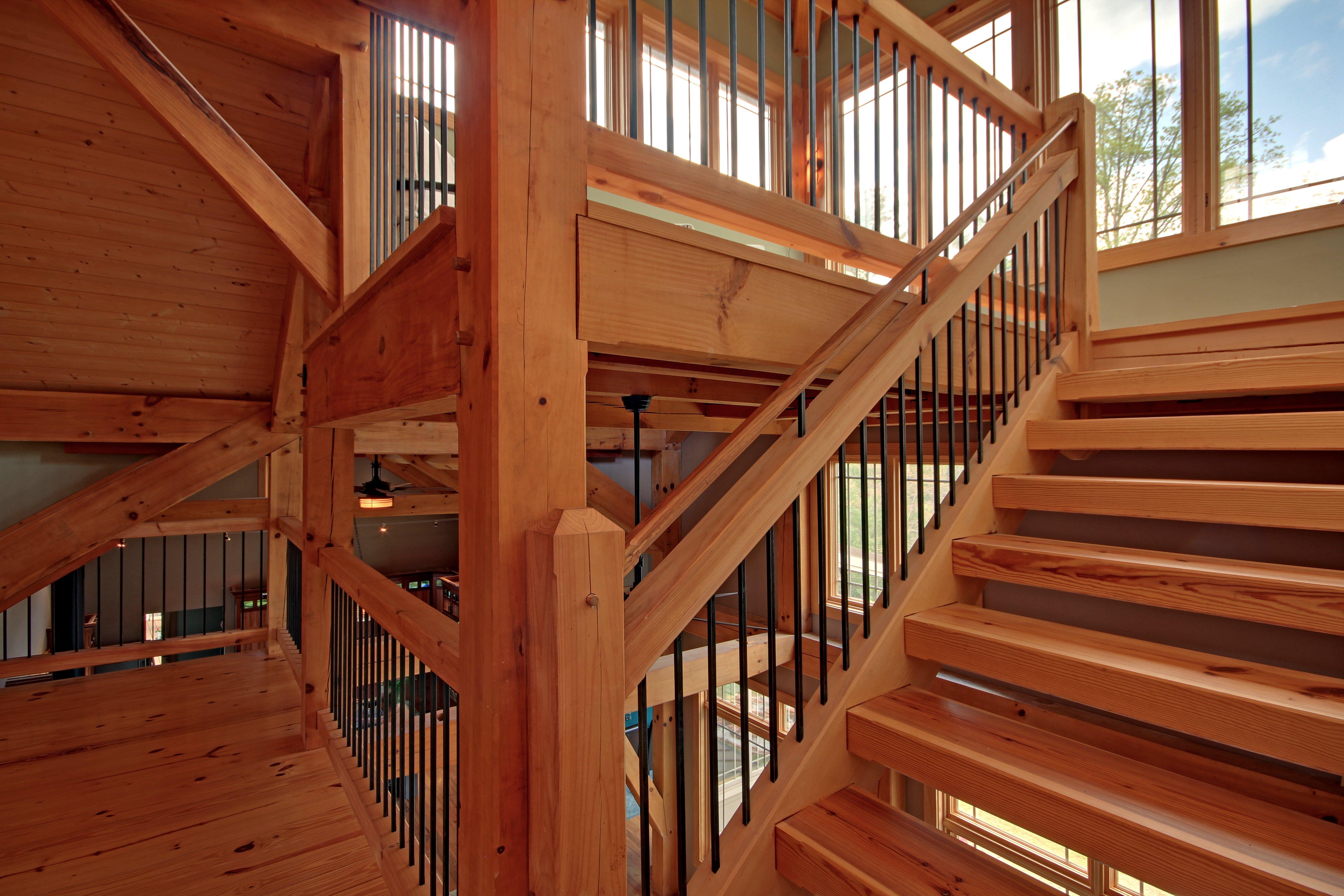 Moresun Timber Frames Timber Frame Hq