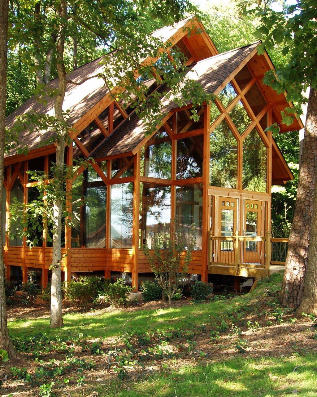 Lancaster County Timber Frames, Inc. - Timber Frame HQ