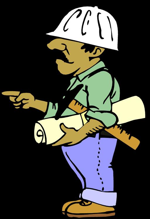timber engineer cartoon image
