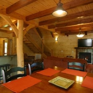 Timber Frame Bungalow and House Interior Finish