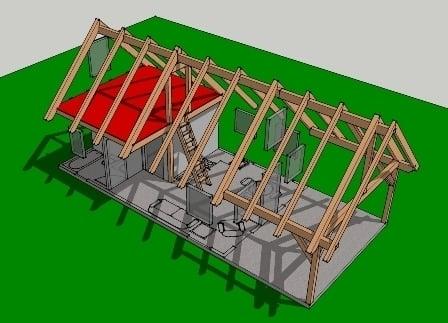 The East Fork frame