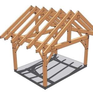 12x16 Porch