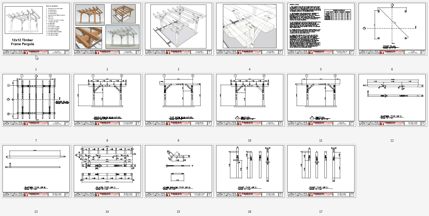 Pergola Plans Council Pdf Woodworking