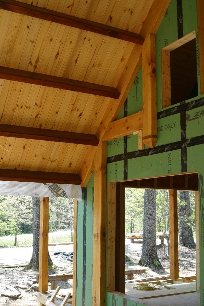 A Down and Dirty Timber Frame Tutorial - Timber Frame HQ