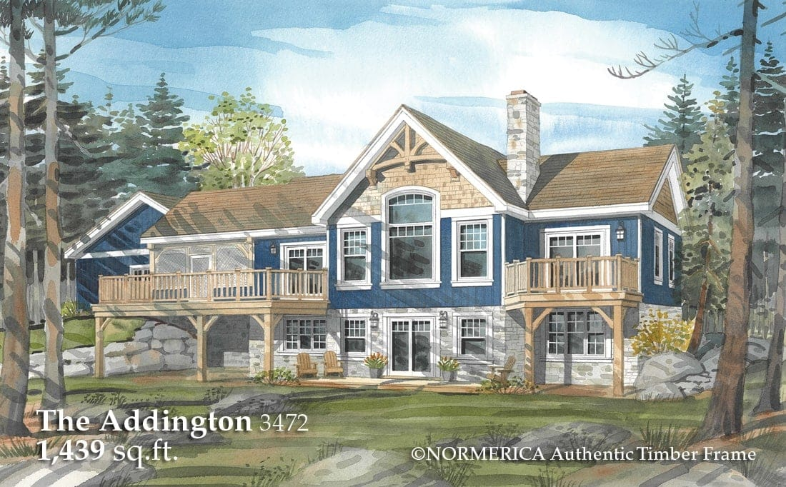 Addington Rendering