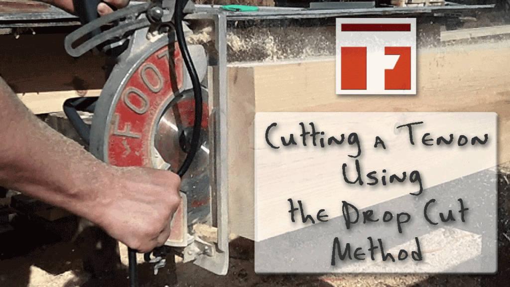Making a Timber Frame Tenon
