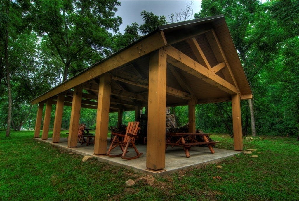 How to incorporate outdoor spaces into your home timber for 12x18 garage plans