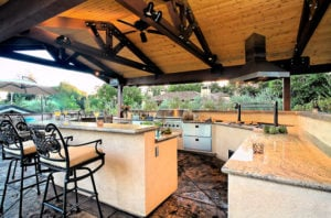 Incorporate Outdoor Spaces - Outdoor Kitchen