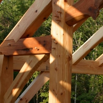 Choosing a Timber Species - Timber Frame HQ