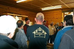 2013 Southeast Timber Framers Guild Meetup - Small Session