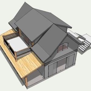 Timber Framed Garage Plans