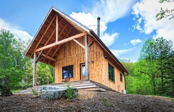 4 tips on designing a small home timber frame hq for Small timber frame home plans