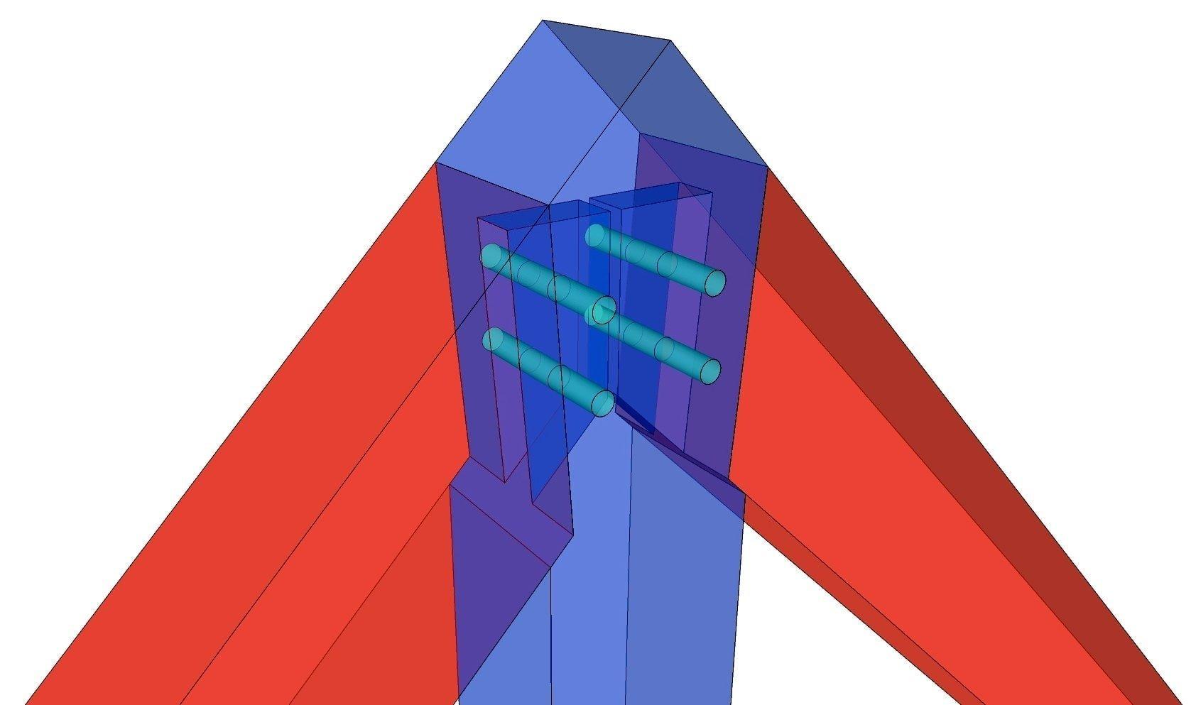 King Post Truss Plans Timber Frame Hq