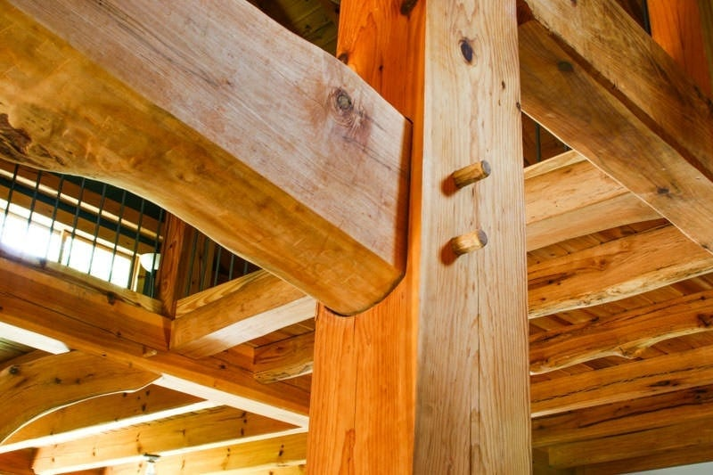 Green Vs Dried Timbers Timber Frame Hq