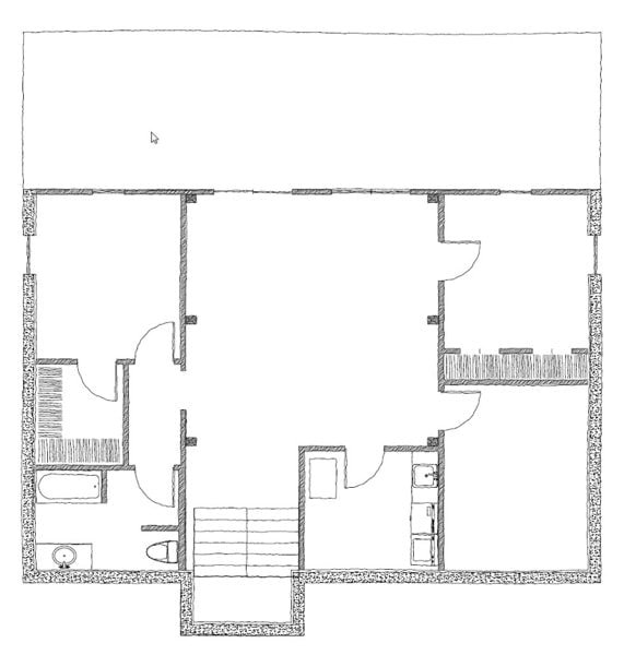 Rocky Gap Ground Floor Plan