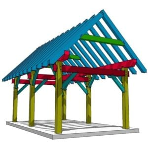 12x22 Shed