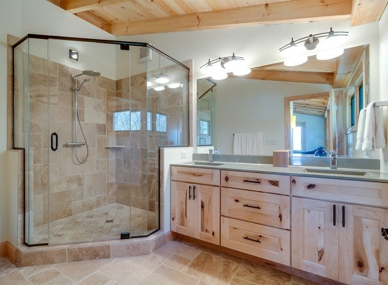 First Steps in Building a Home - bathroom options