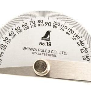 Shinwa 19 Protractor