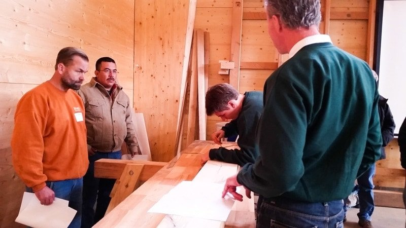 2014 SE Timber Framer Guild Small Session