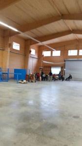 2014 SE Timber Framer Guild small session