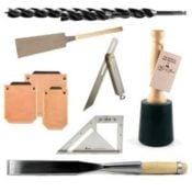 Timber Framing Tools