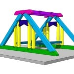 Timber Frame Playset