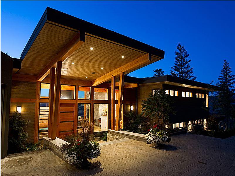 Daizen Joinery Kamloops Timber Frame Residence