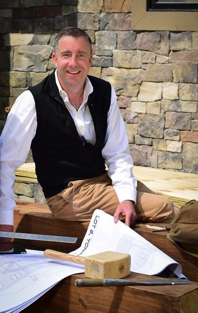 Carolina Timberworks' Eric Morley