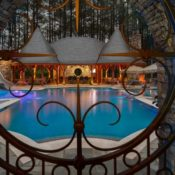Carolina Timberworks Pool Pavillion