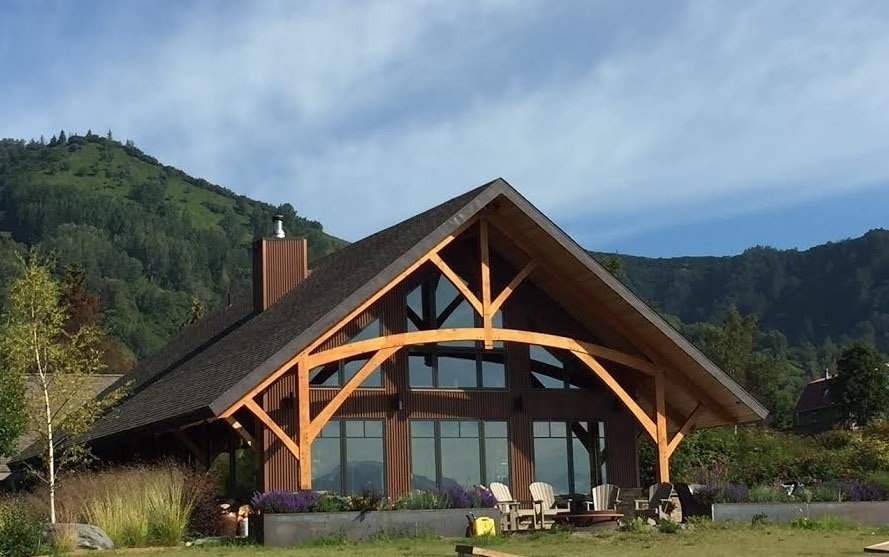 Spotlight: Judd Dickey and Mountain Timber Design - Timber Frame HQ