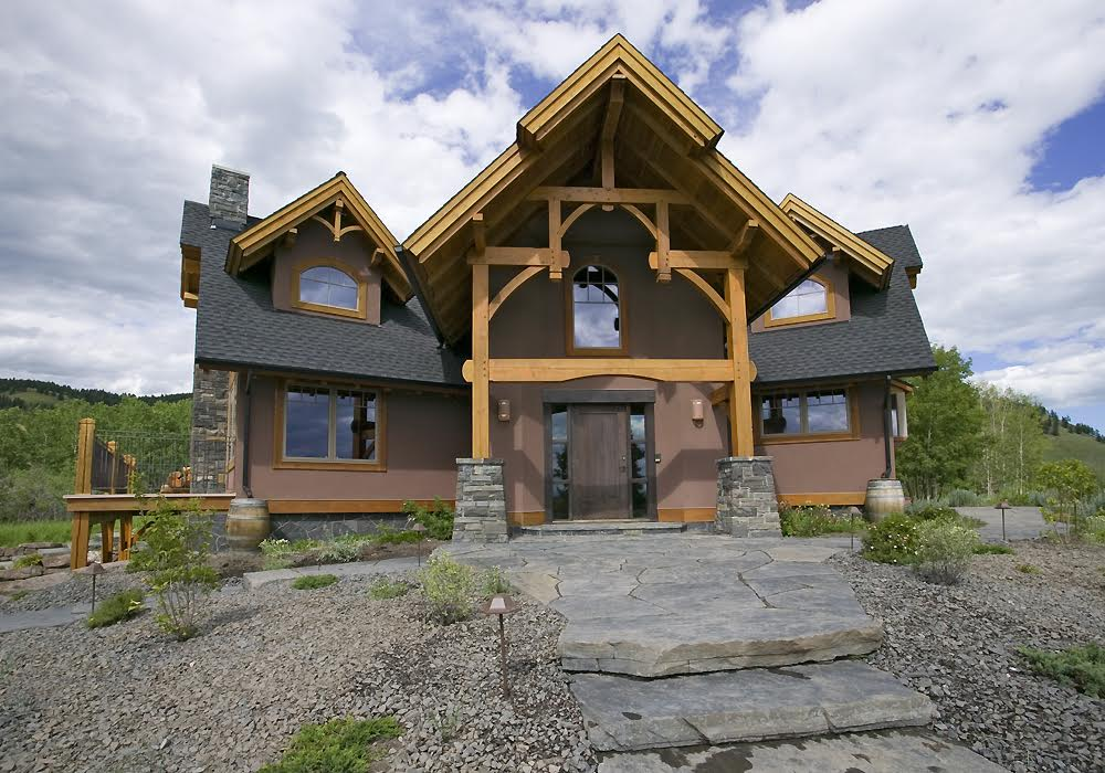 7 Ways to Reduce the Cost of Building a Timber Frame House