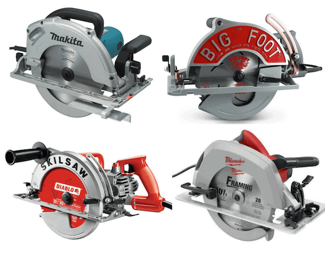 What Is The Best 10 14 Inch Circular Saw Timber Frame Hq