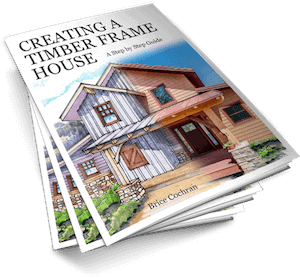 and receive our free ebook creating a timber frame house and timber frame saw horse plans