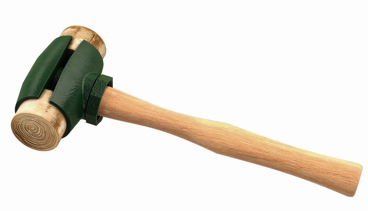 Garland Mallet for Timber Framing