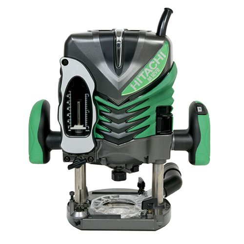 Hitachi Heavy Duty Plunge Router