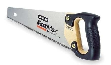 Stanley Hand Saw for Timber Framing