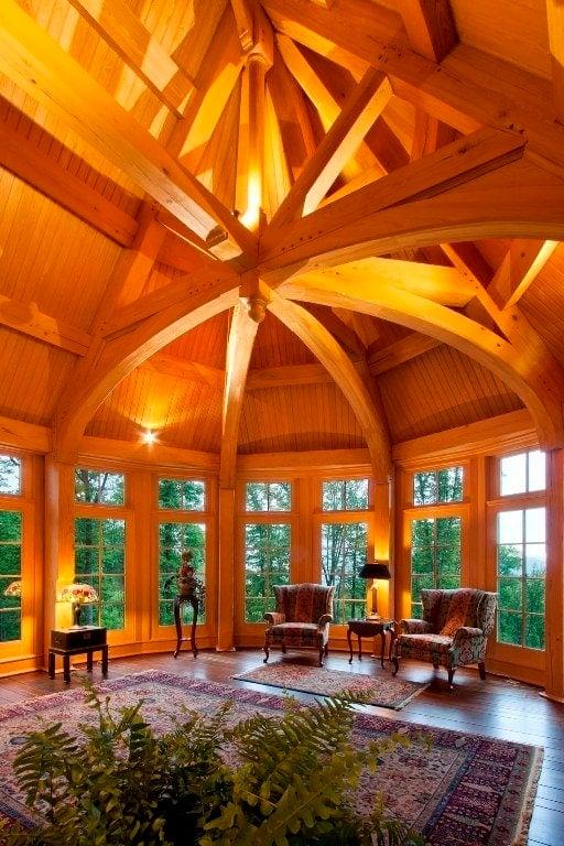 Lighting Timber Frame Hq