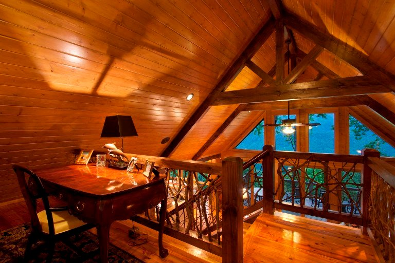 Lighting A Timber Frame House Hq