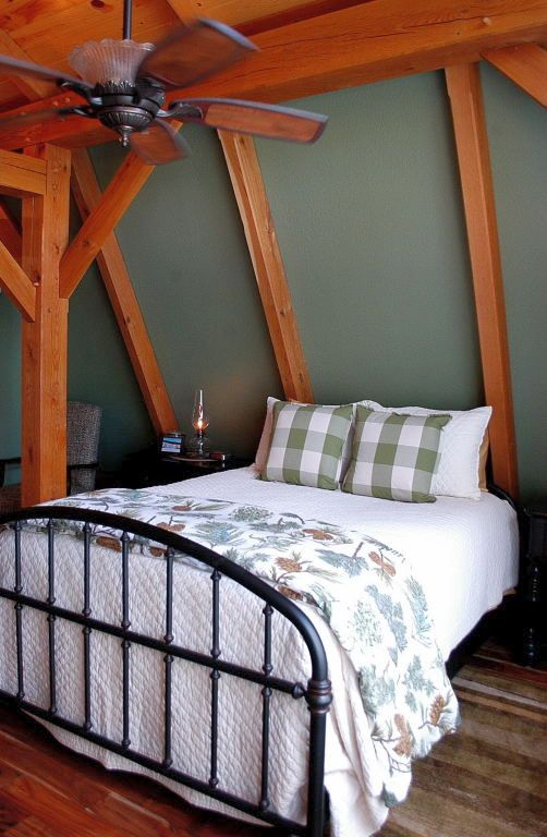 Homestead Timber Frames Stay In Bed