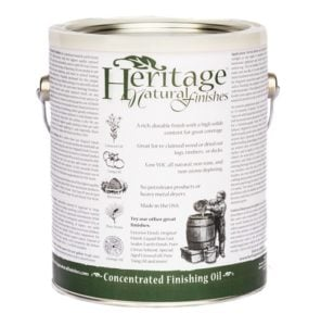 Concentrated_Finishing_Oil_-_Heritage_Natural_Finish - Gallon