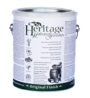 Original Finish - Heritage Natural Finish