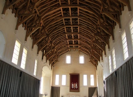 Stirling Castle Great Hall Throw a Party