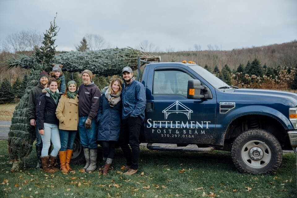 Settlement Post & Beam Family