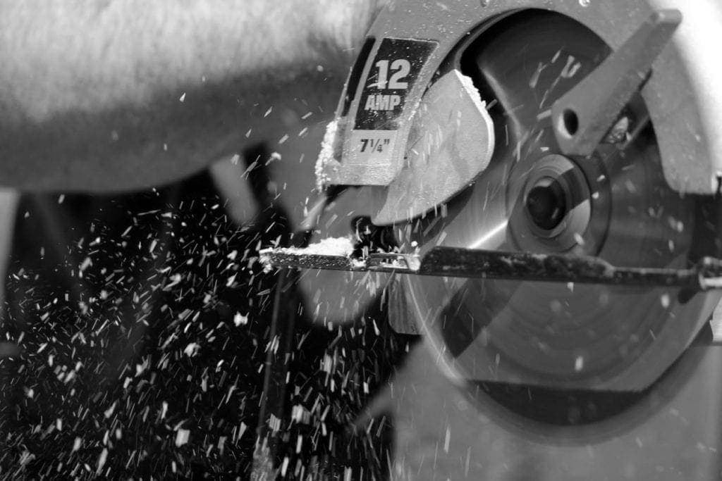 skilsaw 15 amp 10 14 magnesium sawsquatch worm drive circular saw product review