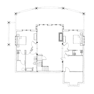 Blue Hole Falls House Plan