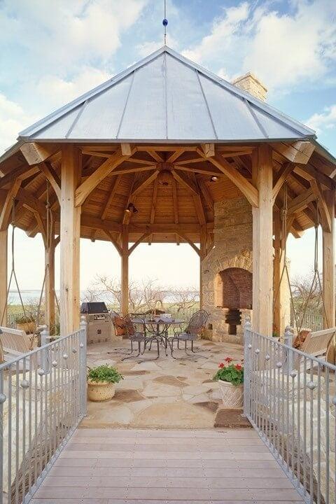 Texas Timber Roast Marshmallows