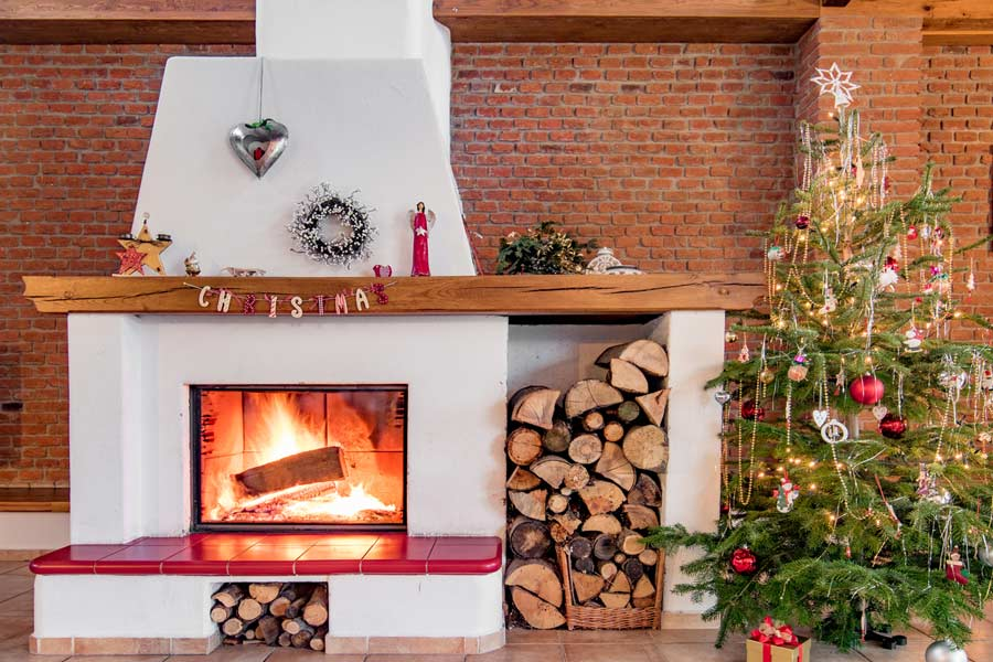 Where to Place Your Chimney and Fireplace