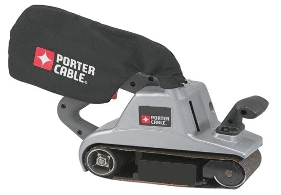 "Porter-Cable-362V-4""x24""-Variable-Speed-Belt-Sander."