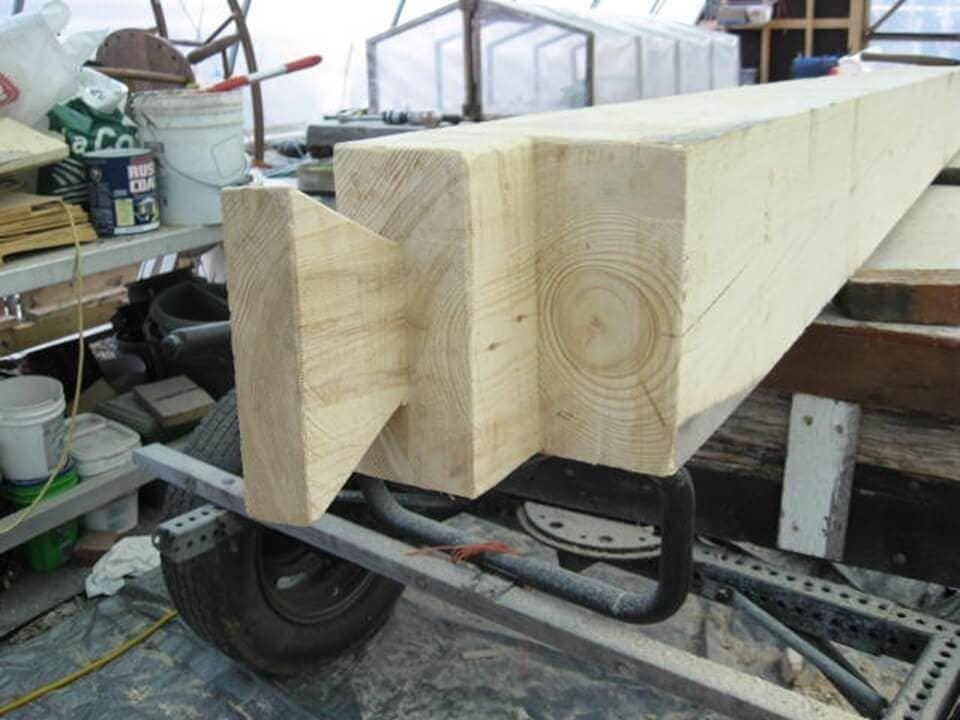 White Spruce Frame