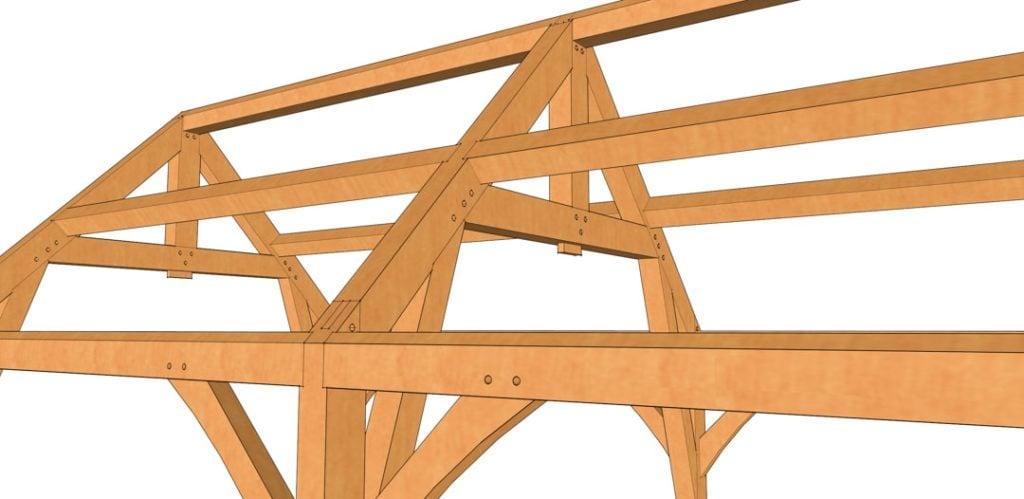 12x24 Gothic Arch Pavilion